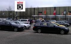 Dusseldorf Fuar 2012 – Fuar Girişi