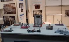 Dusseldorf Fuar 2012 - İlke Çelik Stand - Tel Sanatı