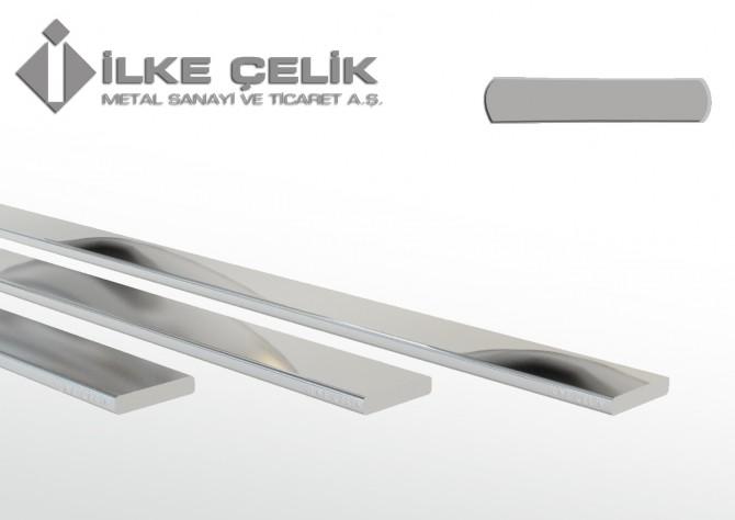 Flat Steel Cable : Galvanized steel flat wires f wire İlke Çelik